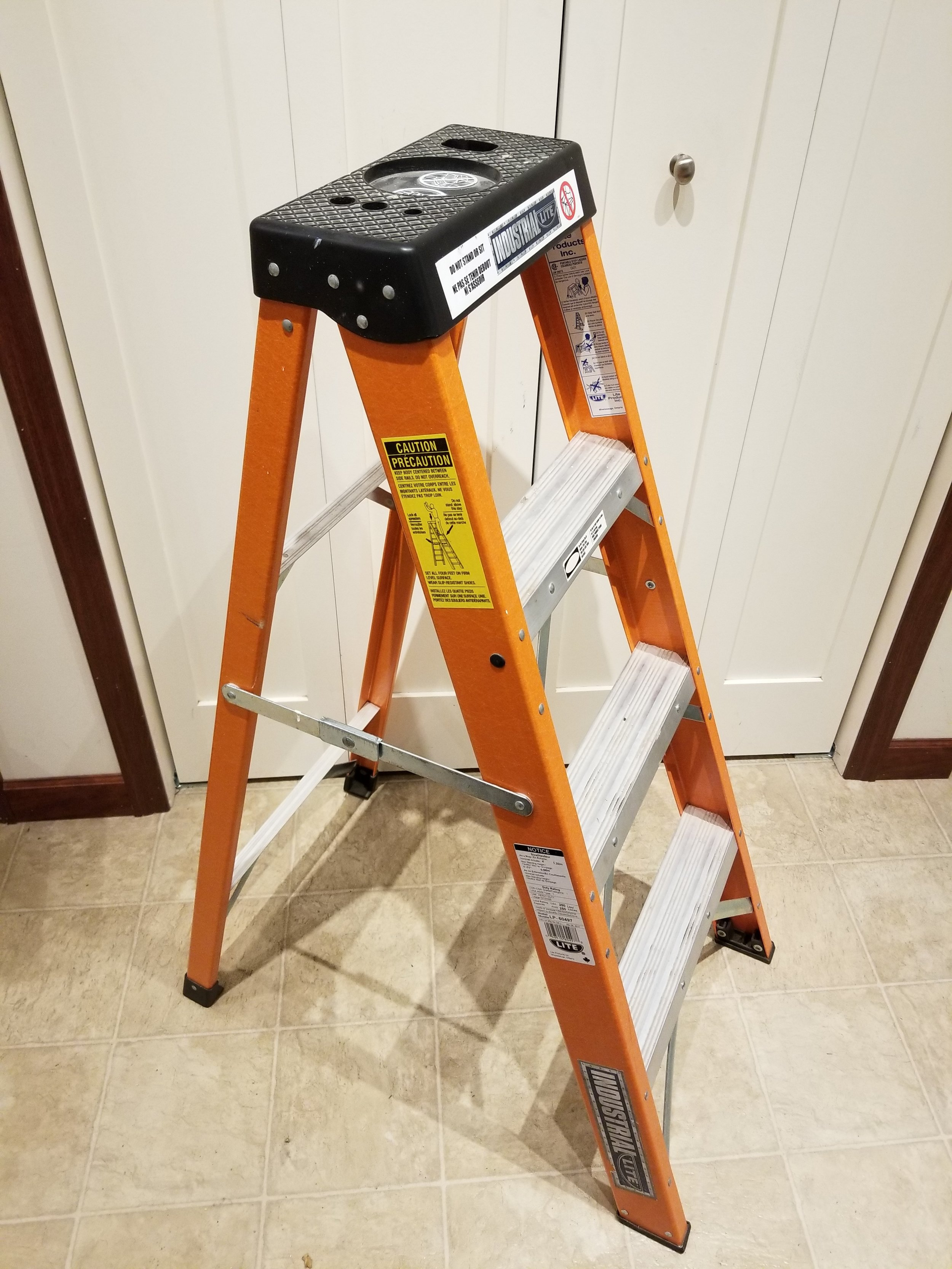 Mini Ladder: - And other crazy things on my Christmas lists...