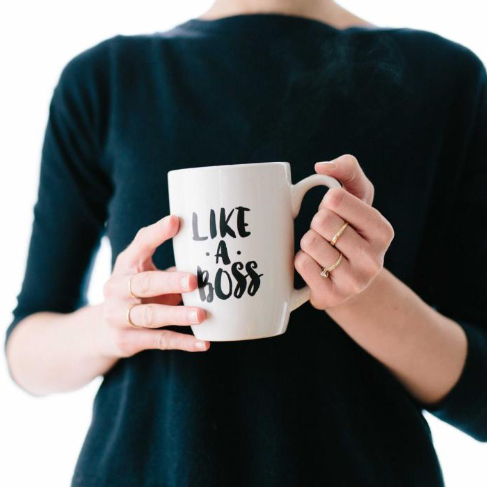 RUN YOUR BUSINESS LIKE A BOSS - BY MARIA PAHUJA