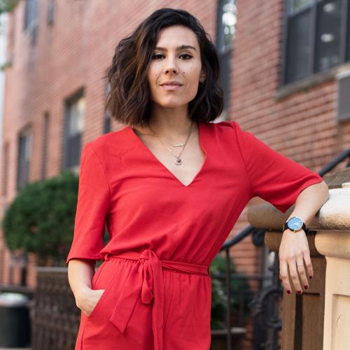 Claire Wasserman - Founder, Ladies Get Paid