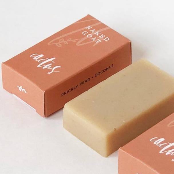 Naked Goat Soap -