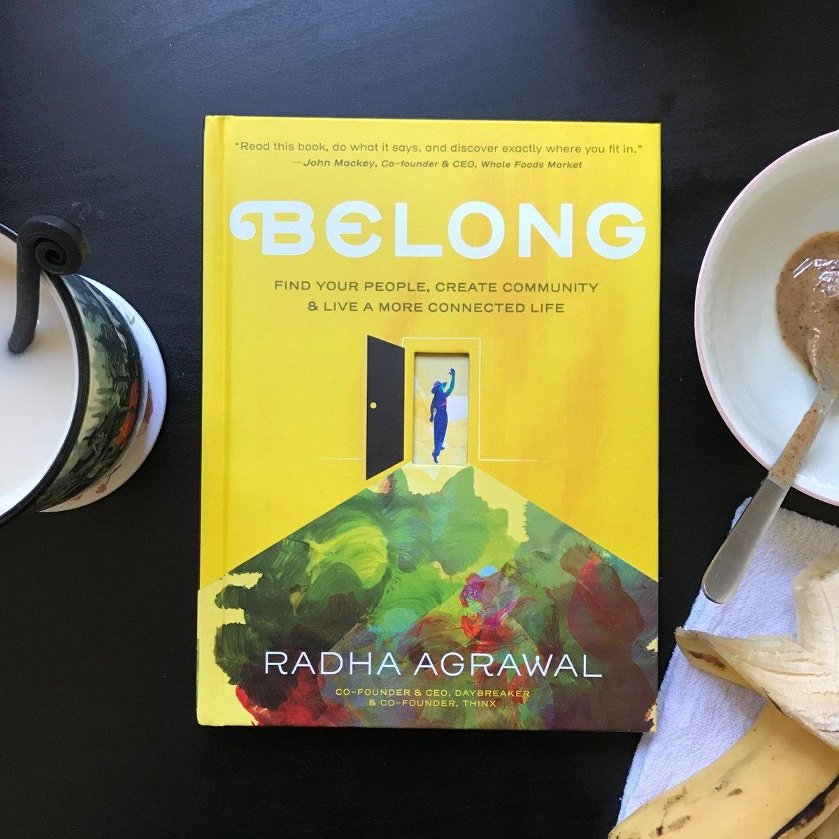 Belong - By Radha Agrawal
