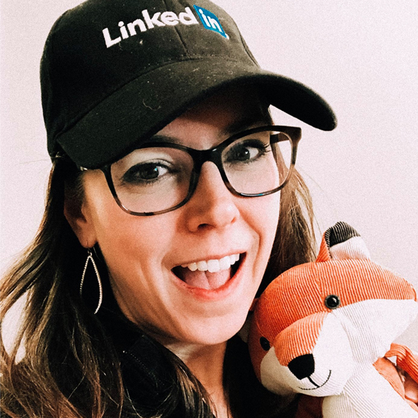 SEPTEMBER 10 & 12 - Workshop - LinkedIn Like a FoxLocation: The Broad