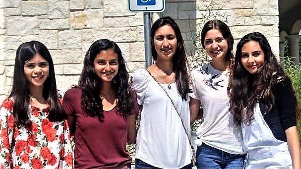 woodlands high school girls.JPG