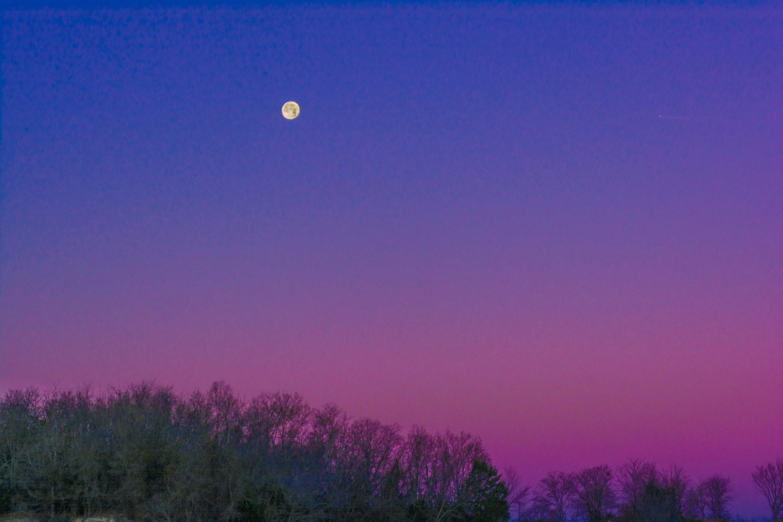 Lunar Morning