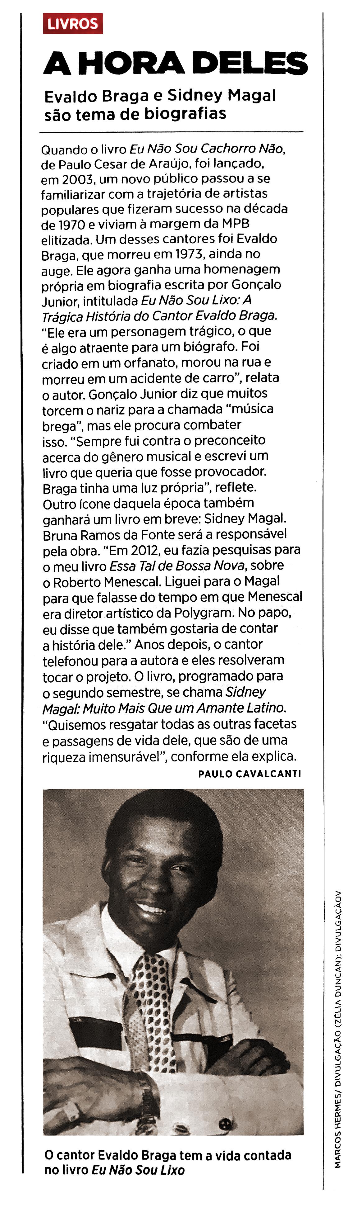 Rolling Stone  São Paulo –23/6/17
