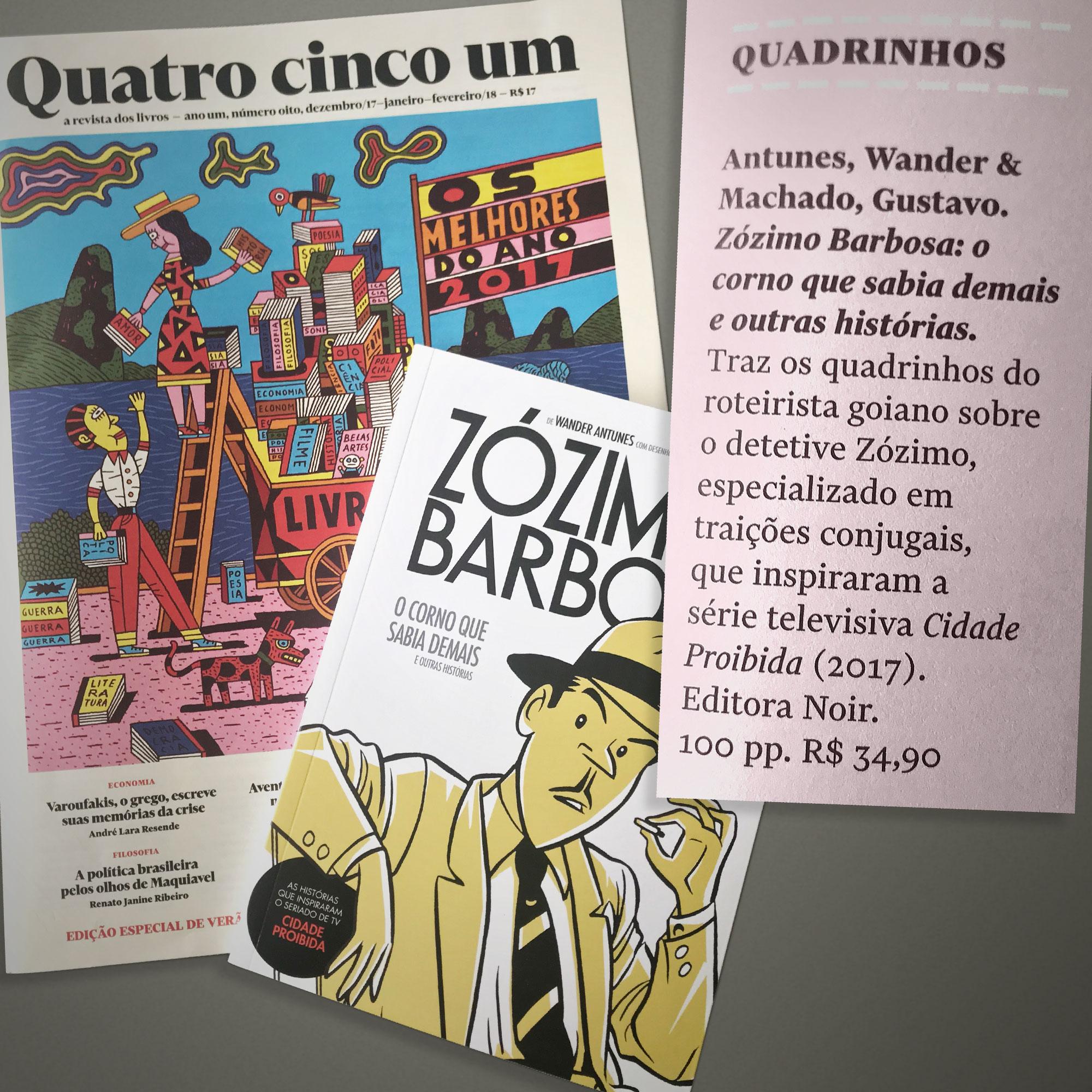 Quatro Cinco Um  São Paulo – 13/12/2017