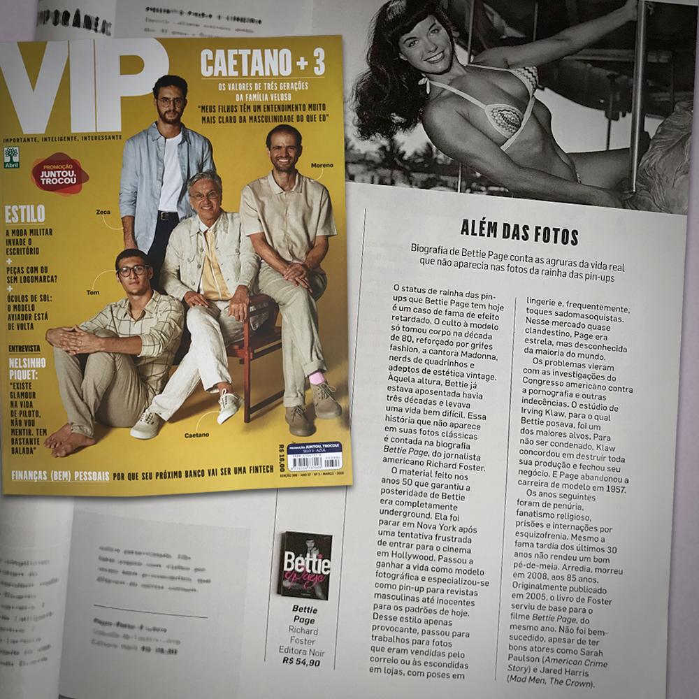 Revista VIP  São Paulo – 3/2018