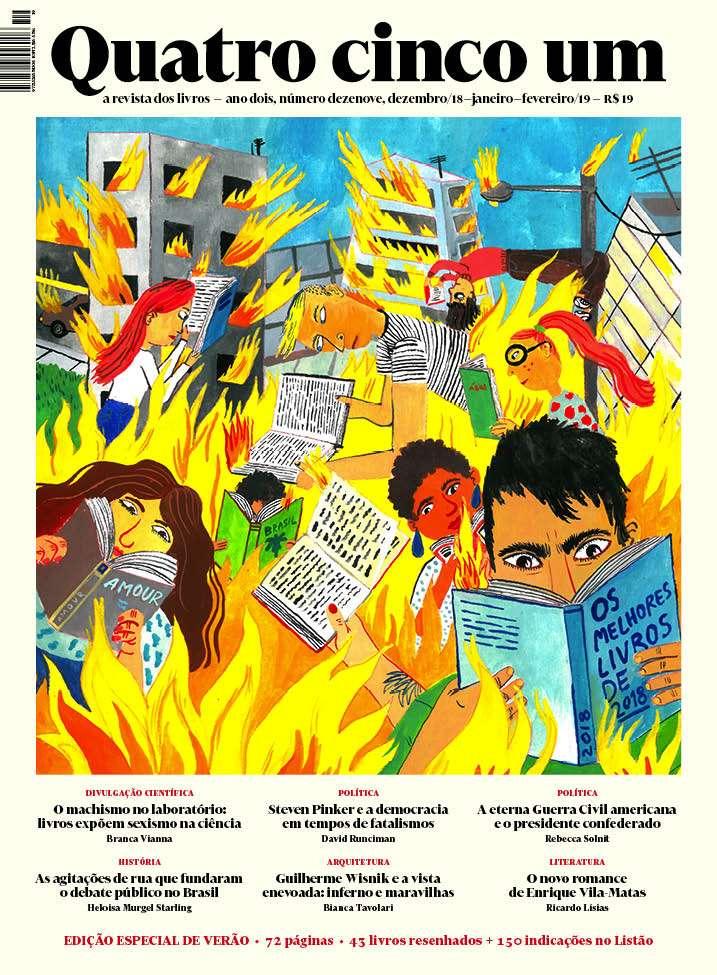 Revista 451  São Paulo –12/2018