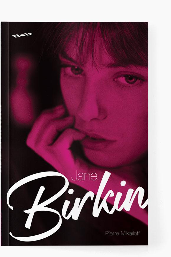Jane Birkin    Pierre Mikaïloff
