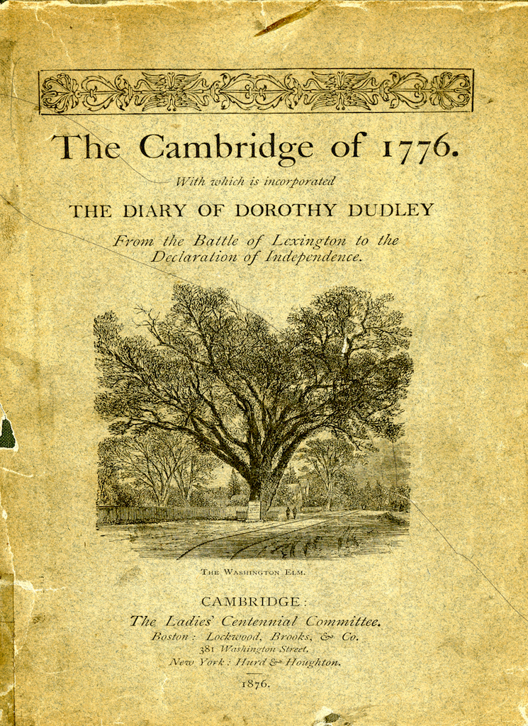 Cover of the book The Cambridge of 1776