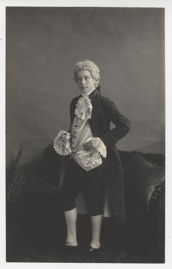 Photograph of Henry Wadsworth Longfellow Dana