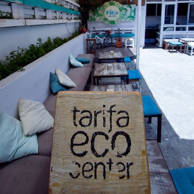 A place to enjoy live music 💚 . . #livemusictarifa #ecofriendlyplace #ecohub #ecorestaurant #restaurantandmusic #tarifamusic #ecofriendly