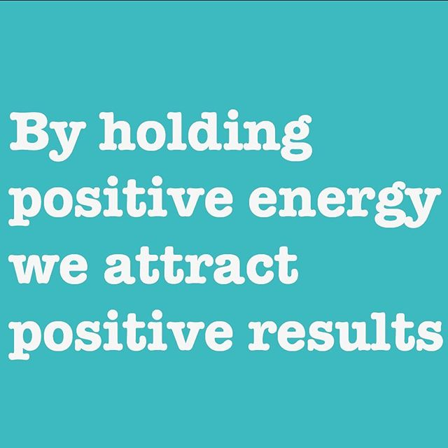 By Holding  Positive Energy  We Attract  Positive Results 🌎 💚 . . It's good to remember it sometimes . . #ecofriendlyquotes #changetheworld #beconscious #tarifaecoquotes #ecoquotes