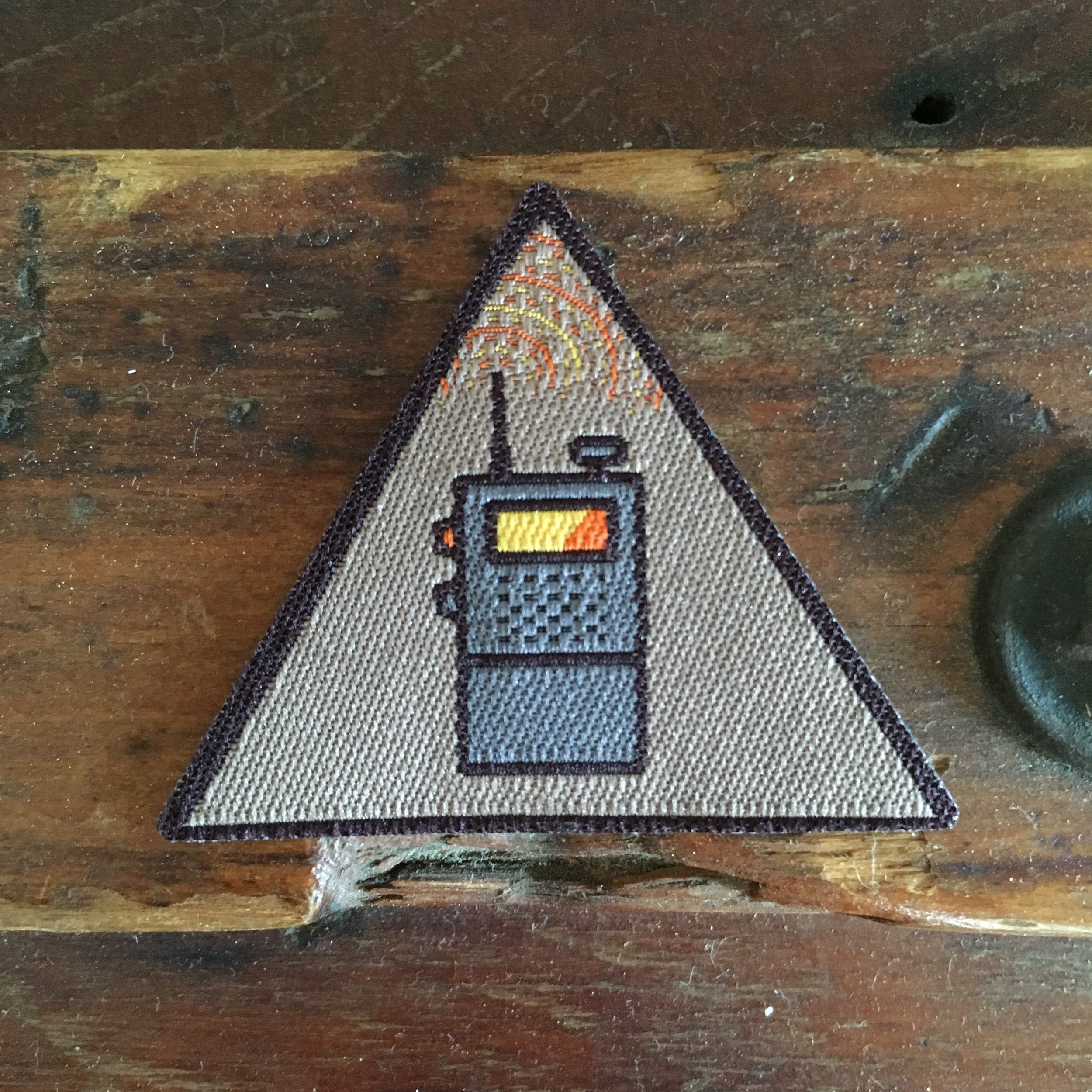 Radio Operator's Badge - This skills badge is all about mastering the use of walkie-talkies, one of our favorite forms of communication. Explorers will learn the phonetic alphabet, play and create radio comms games, and log hands-on time in conversation.Start your journey with this badge.