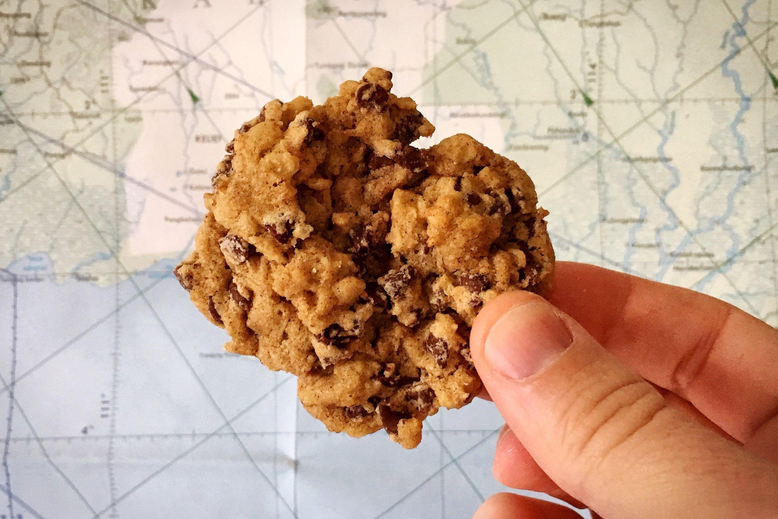 Explorers Victory Cookies