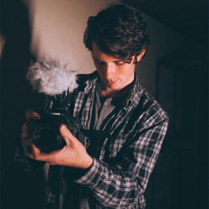 Kristofer Flatt - I've loved making short films since I was a kid, I remember I got my first camcorder from my parents when I was 8 or 9 and I went out just to film stuff with friends.I started getting serious as a videographer and editor in 2015 by working on my youtube channel and doing music videos for local musicians.