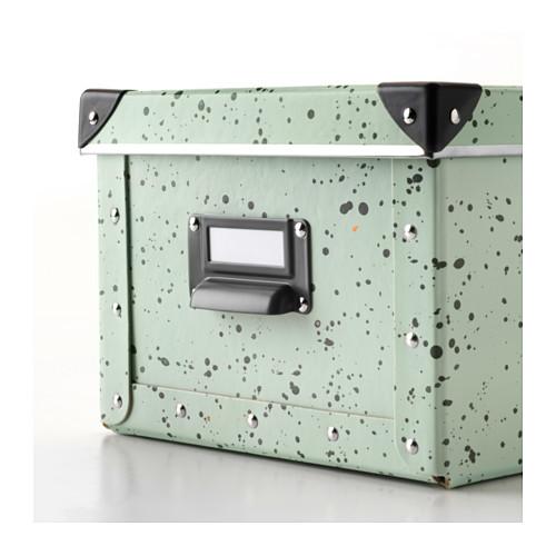 IKEA FJALLA Storage Box with Lid