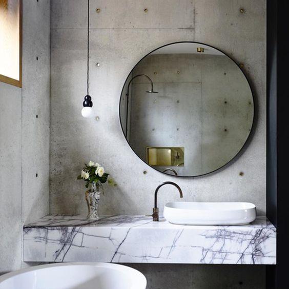 Kylie Monteleone_Spacedresser_New York Marble_Industrial bathroom vanity top.jpg