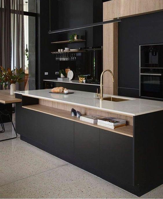 Kylie Monteleone_spacedresser_Palette STore_Urban Luxury_black kitchen.jpg