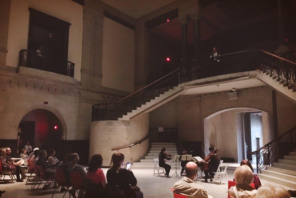 Nov 2017, Borodin String Quartet No.2