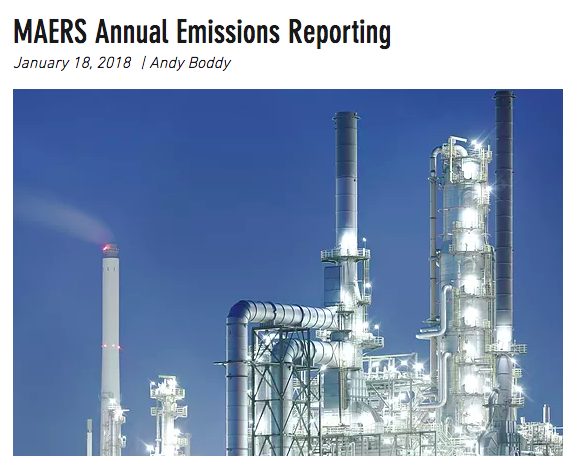 CFR Environmental     Technical Blog Editorial Calendar, Content, SEO, and Distribution.