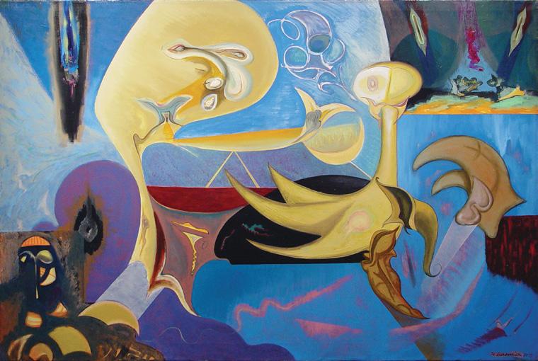 The Creatures of Prometheus. 1953–57.