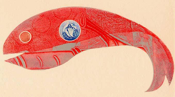 Big Fish Eat Little Fish. 1979.