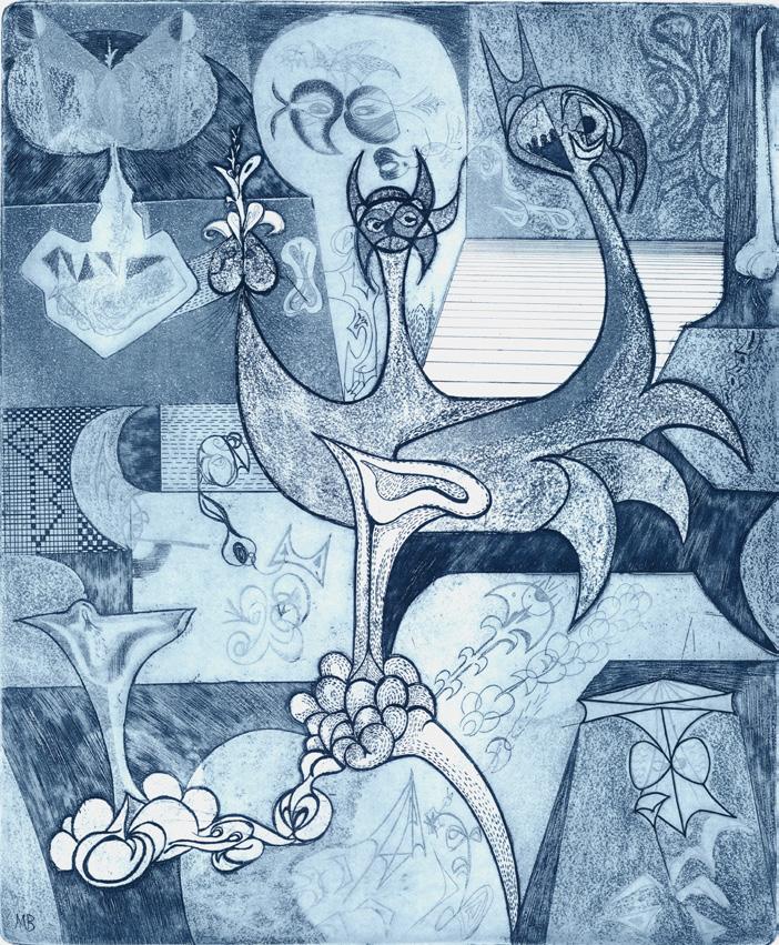 Creatures of Prometheus. 1957.