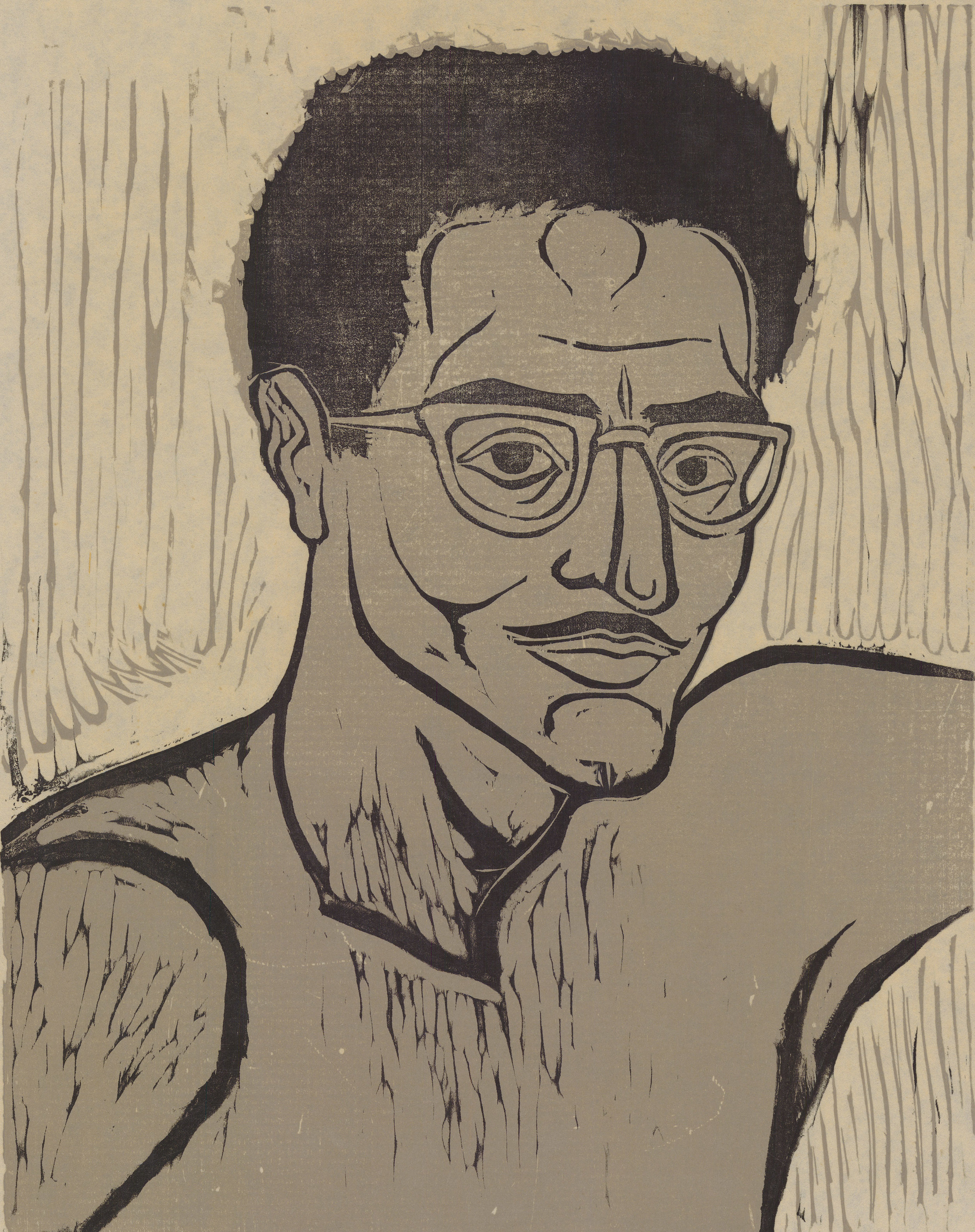 Self-Portrait. 1954.