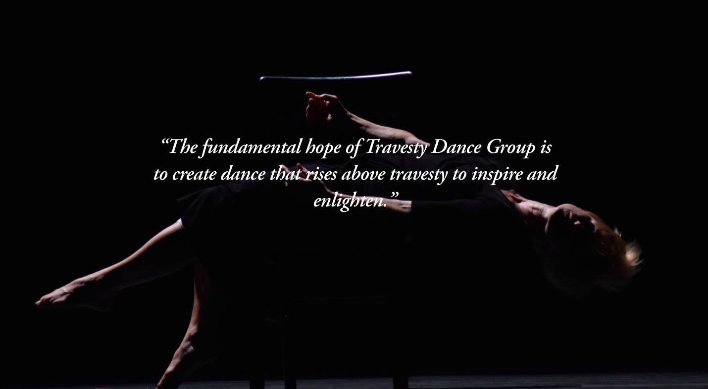 Travesty Dance Group   dance company