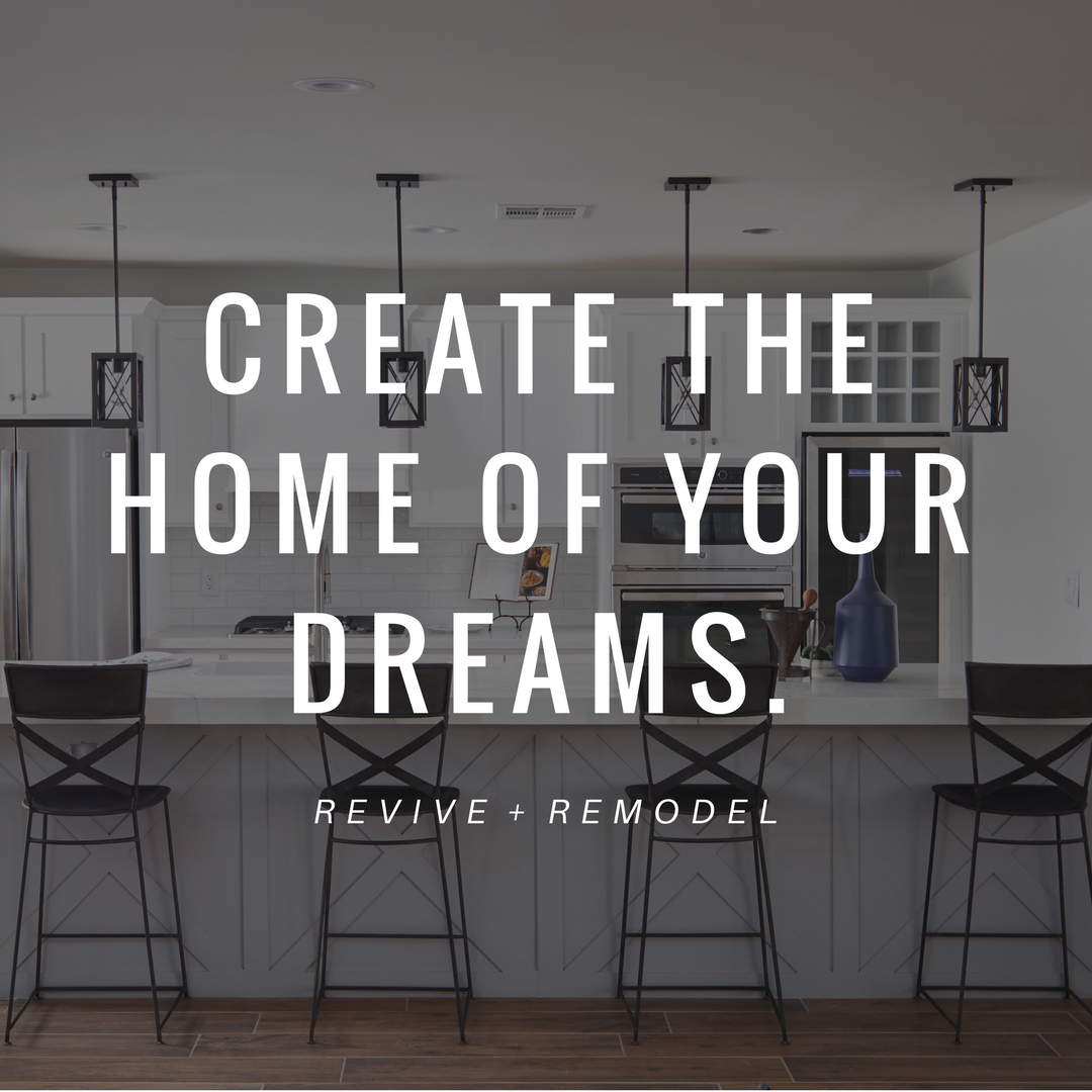 revive + remodel - We are so proud to say that we have had so many people tell us they love our design and ask how they can have their own. Its an honor to be asked that and now our designs are available to the public.Can't seem to find the home of your dreams on the open market? Maybe you live in a fab neighborhood but your house is a bit drab? Don't despair we have you covered!We specialize and design + build projects in the Greater Phoenix Area. Create the home of your dreams- Financing available.