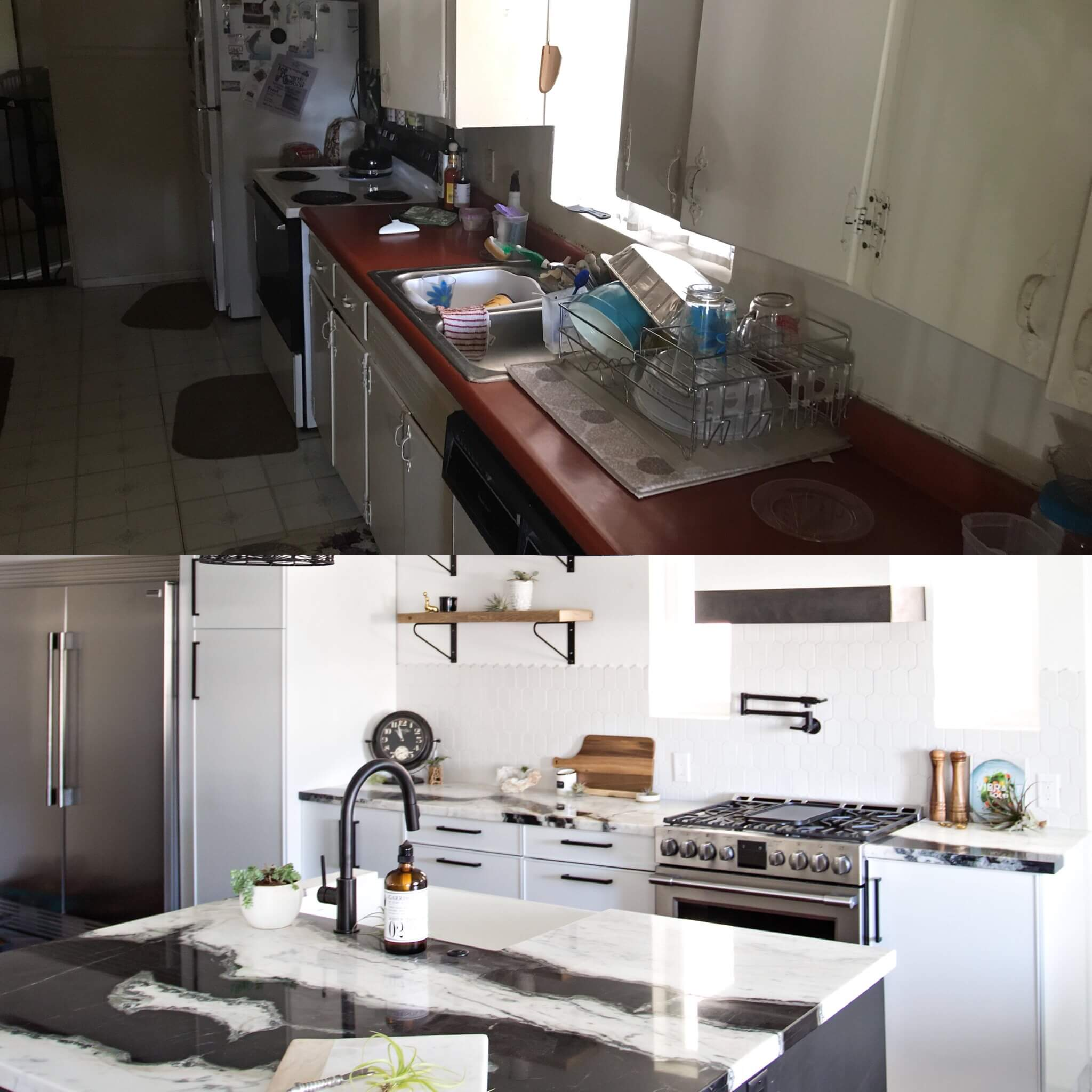 Sonoran Desert Living - Mitchell Before and Aftre .jpg