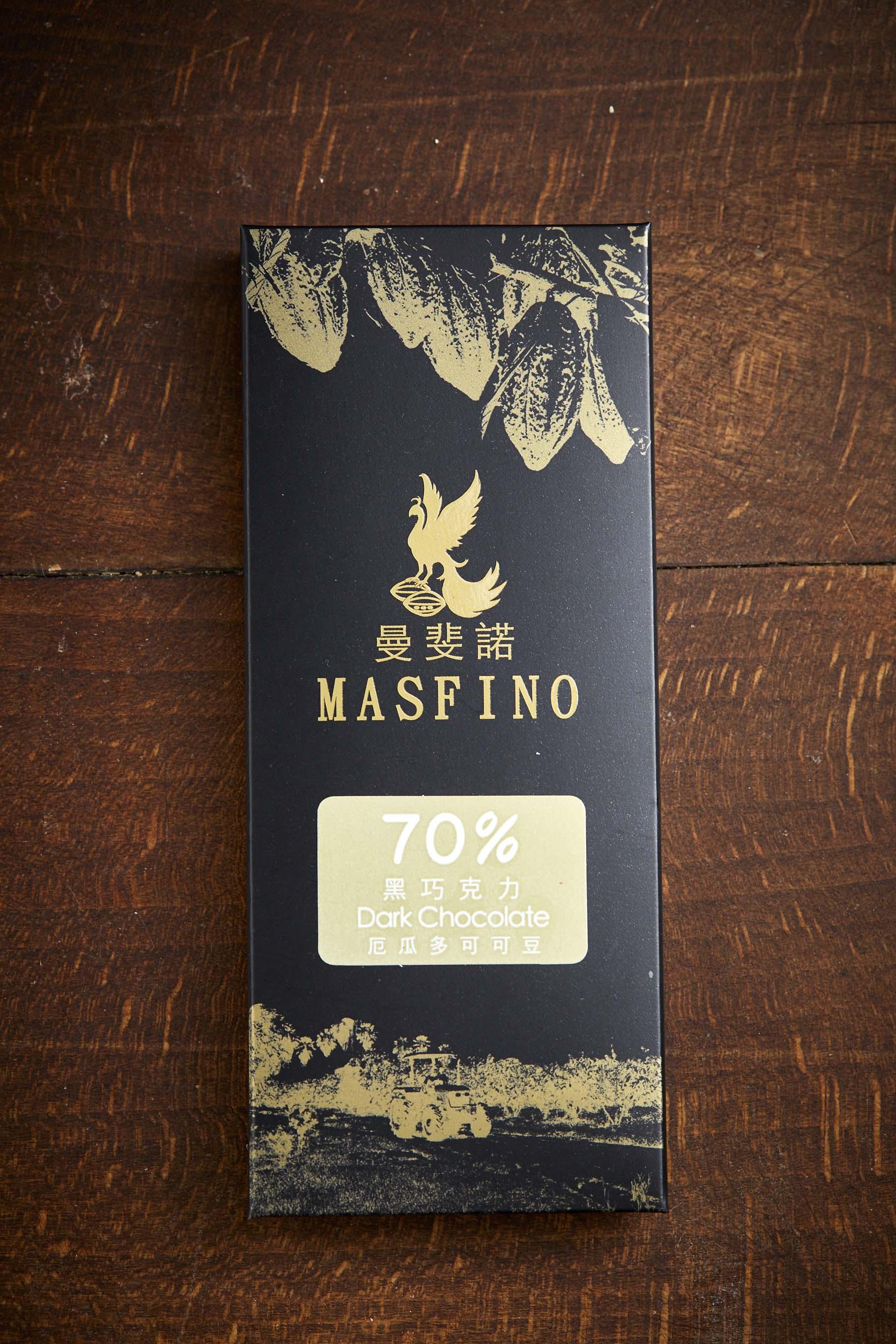 70% Dark Chocolate Bar   Enjoy the natural flavor of Ecuadorian cacao beans with our 70% Dark Chocolate bar. No artificial or natural flavors were added.  Ingredients: Ecuadorian Cacao, Organic Sugar, Cacao Butter   Shop Now!