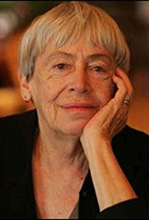 The amazing Ursula K. Le Guin