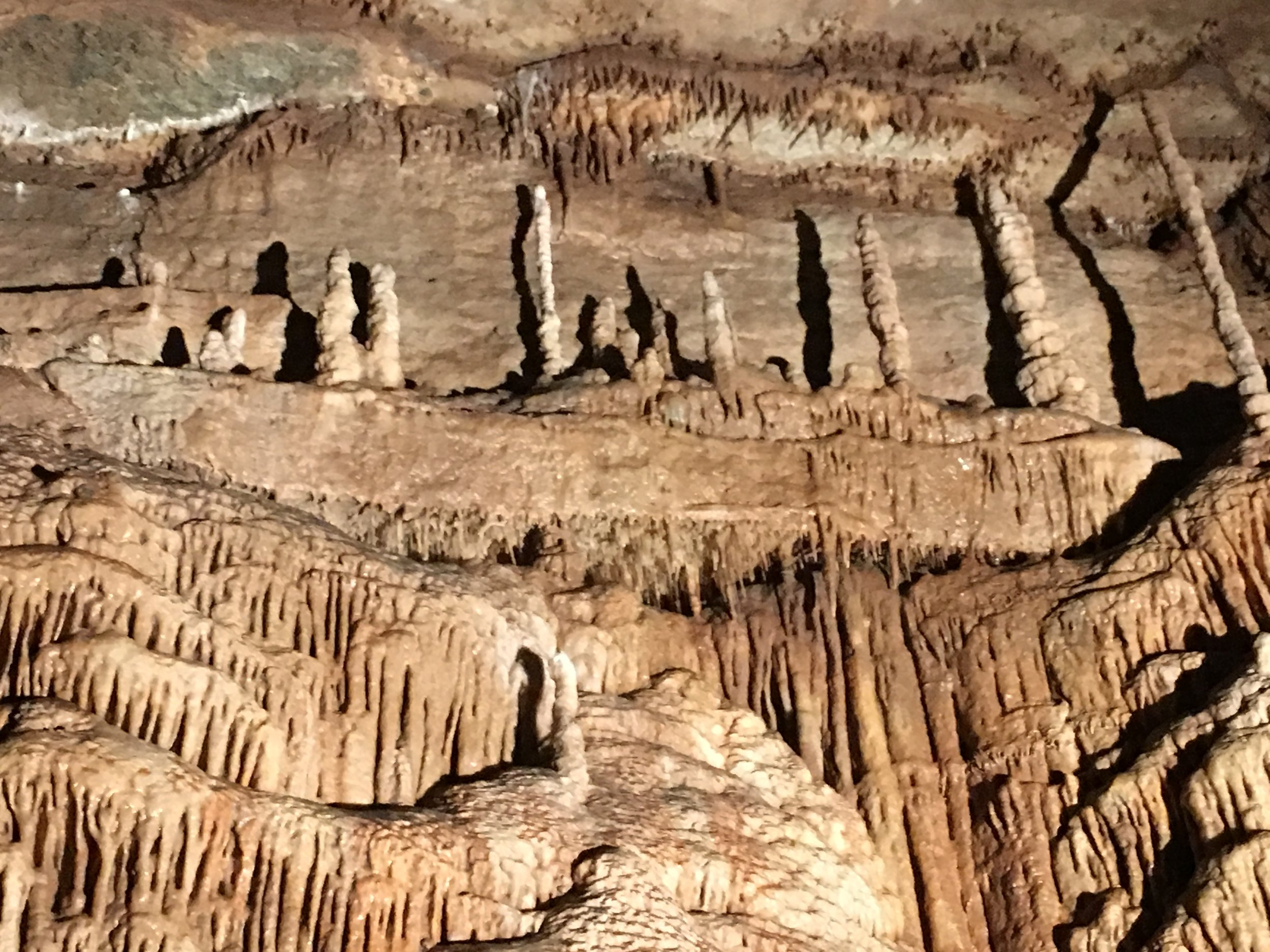 Blanchard Caverns, Arkansas