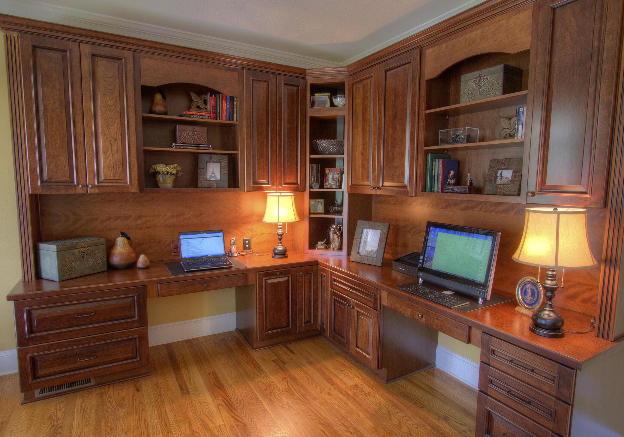 HOME OFFICE - HUNTERSVILLE