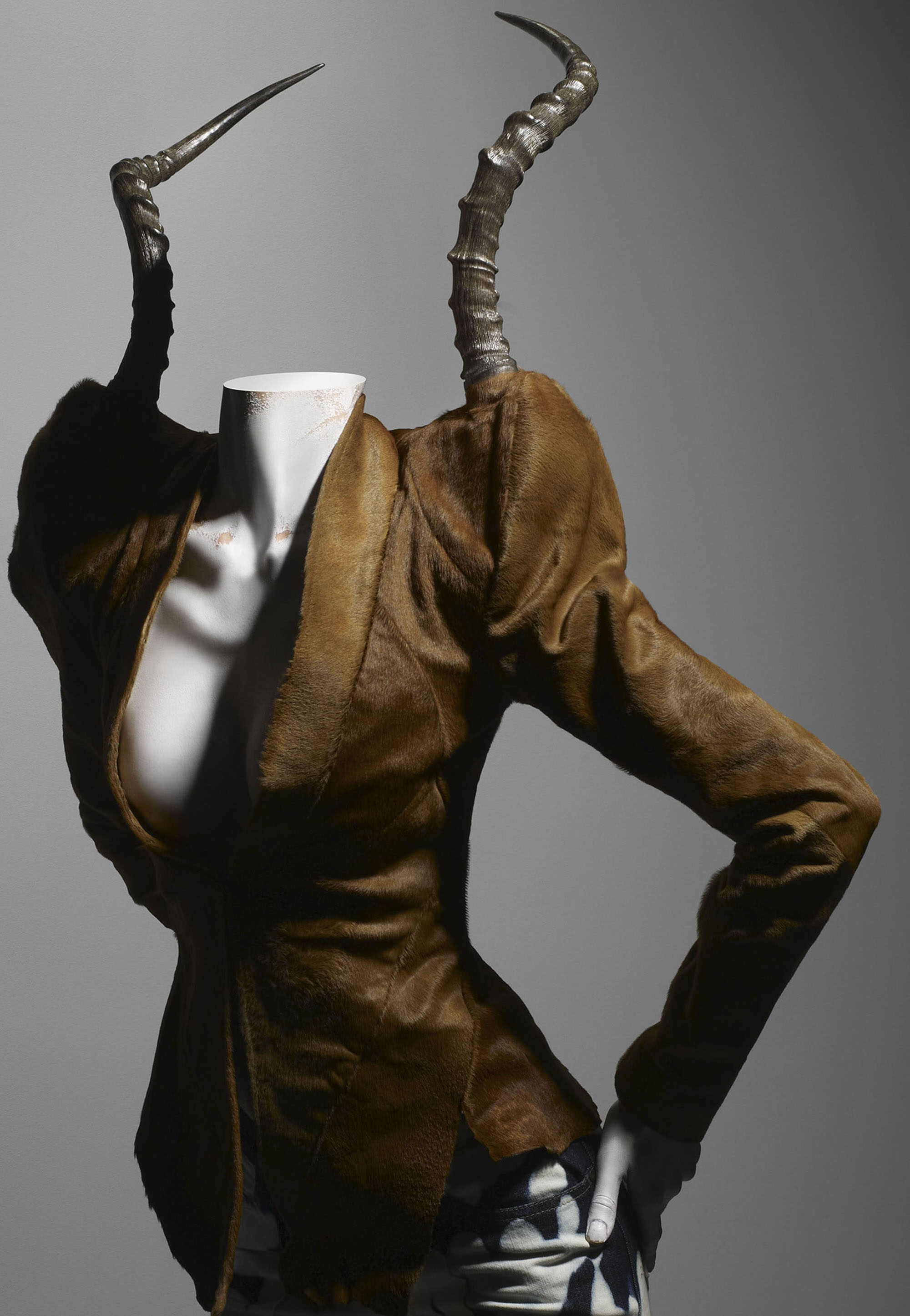 Alexander McQueen, A/W 1997/8, Jacket