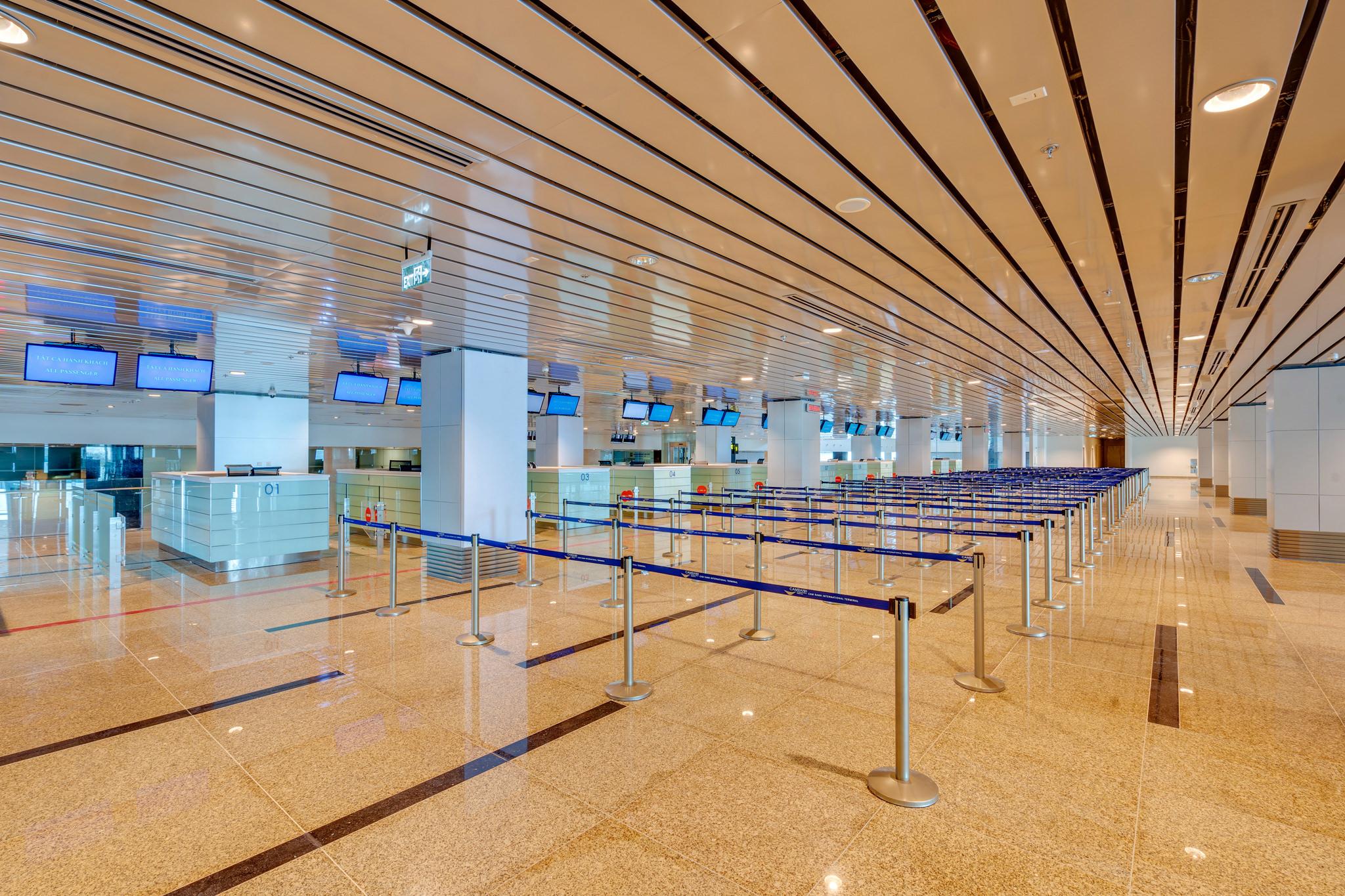 20180626 - Cam Ranh Airport - Architecture - 0149.jpg