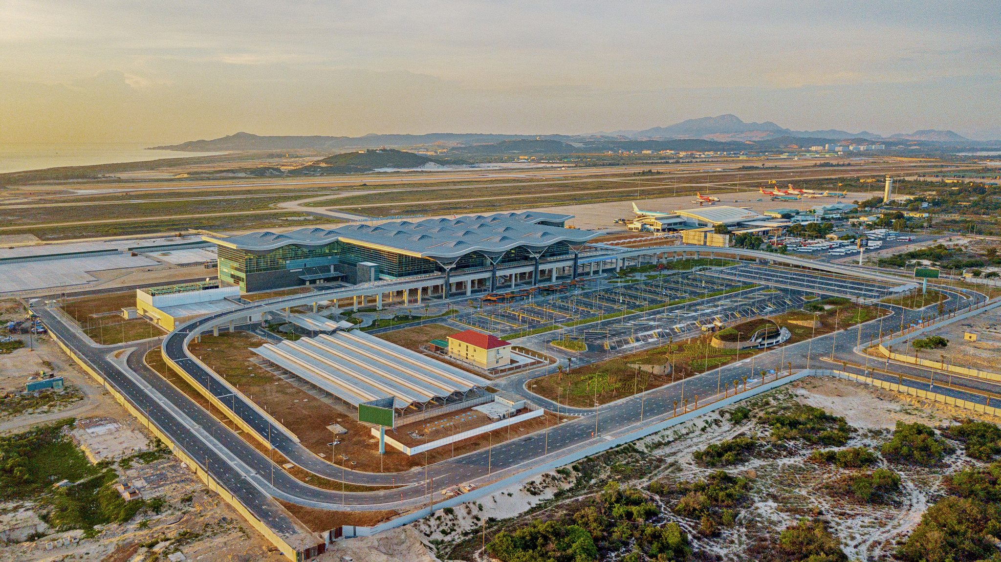20180626 - Cam Ranh Airport - Architecture - Flycam - 0011.jpg