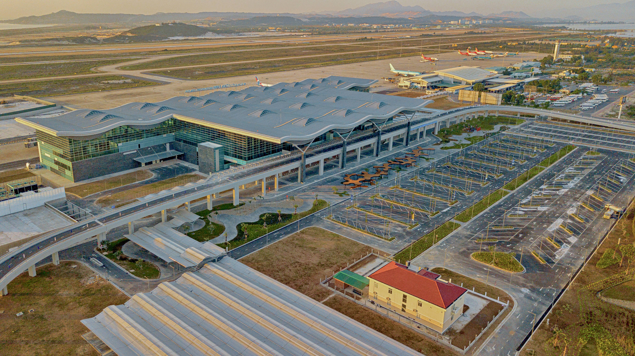 20180626 - Cam Ranh Airport - Architecture - Flycam - 0012.jpg