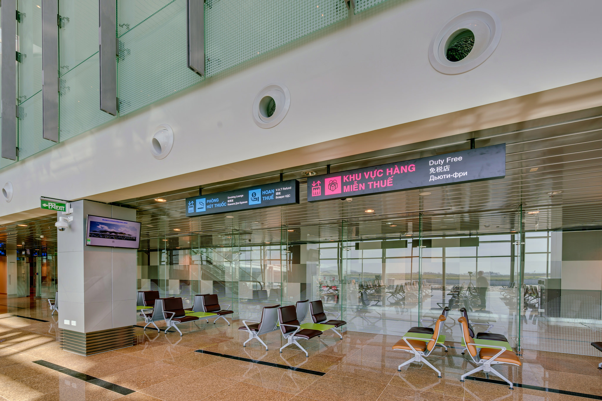 20180626 - Cam Ranh Airport - Architecture - 0186.jpg