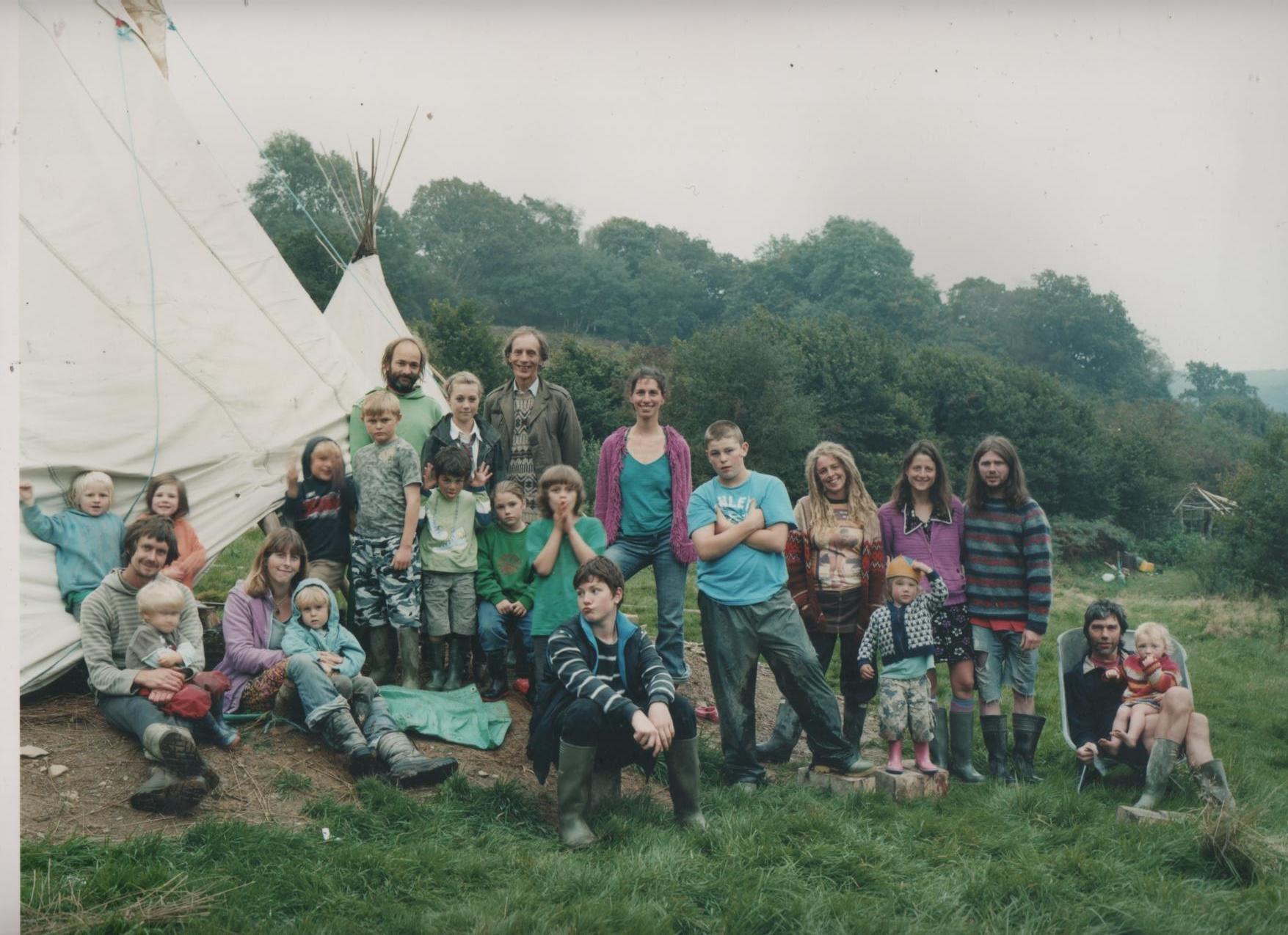 Still from Standing in Mud Tipi Valley Documentary