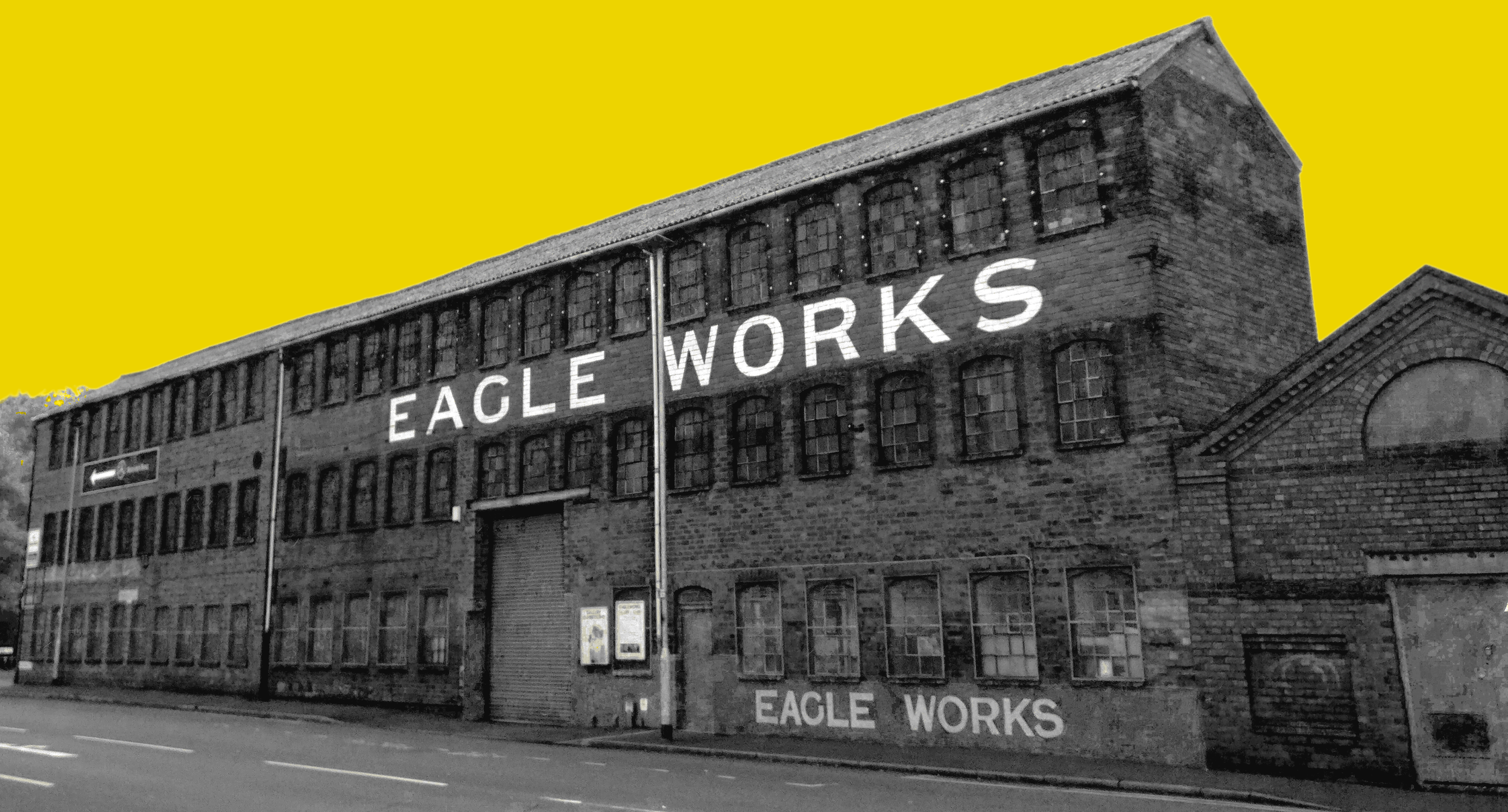 Eagle Works Building Studios and Gallery Wolverhampton Artists