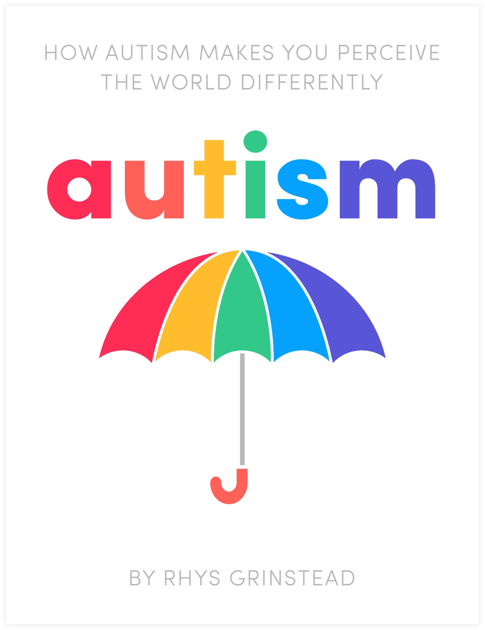 Autism Book Cover Image