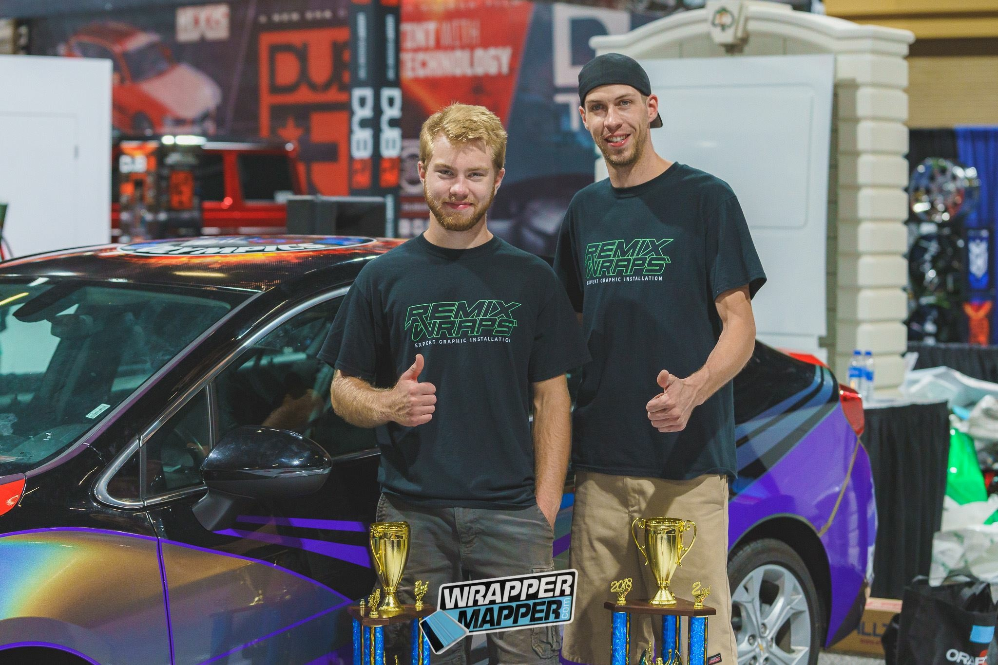 Team Remix - 2018 Wrapscon Wrap Olympics 2nd Place