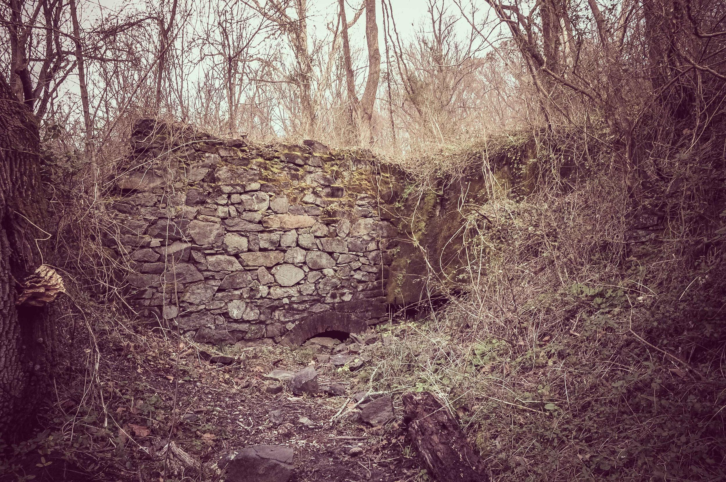 Puddling Furnace Ruin