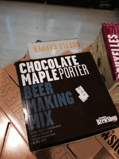 Beer kits at Birra a Porter.jpg