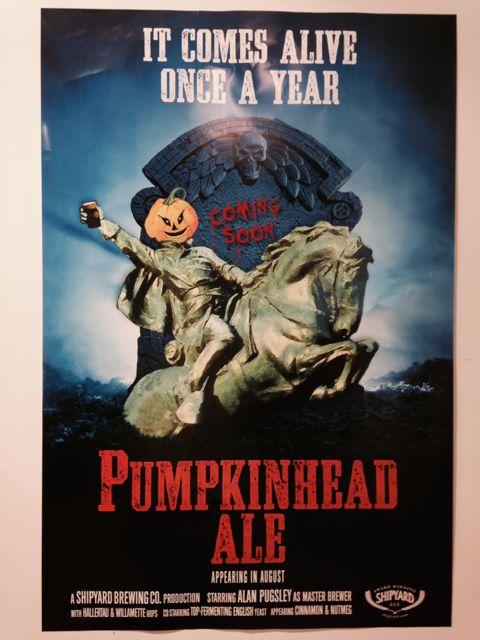 Birra a Porter - Shipyard Pumpkin Ale poster.jpg