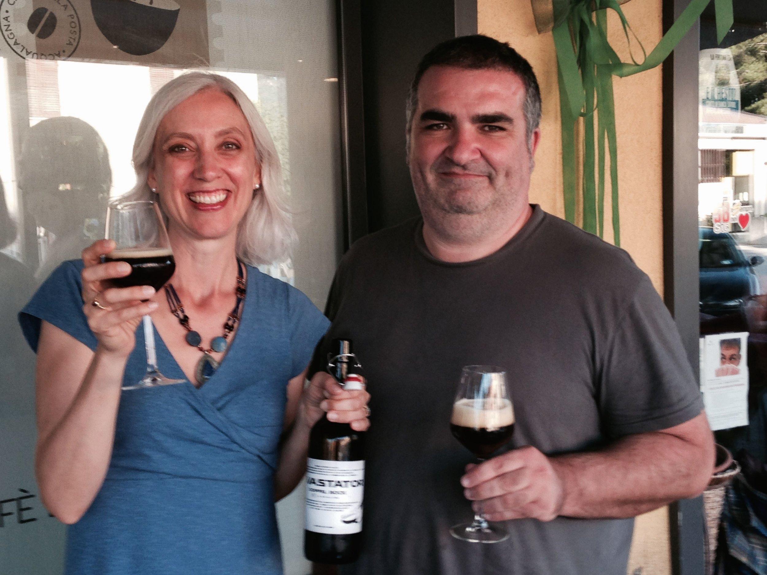 Laura Graham and Carlo Cleri.jpg