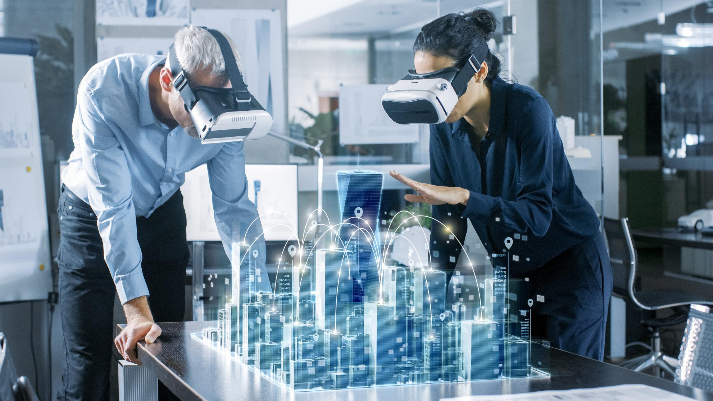 VR in Customer Service